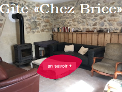 Gite La Palme « Chez Brice »