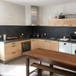 Gîte La Palme « Chez Brice » la cuisine